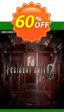 Resident Evil 0 Xbox One - UK  Coupon discount Resident Evil 0 Xbox One (UK) Deal 2021 CDkeys - Resident Evil 0 Xbox One (UK) Exclusive Sale offer for iVoicesoft