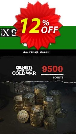 Call of Duty: Black Ops Cold War - 9,500 Points Xbox One/ Xbox Series X|S Coupon discount Call of Duty: Black Ops Cold War - 9,500 Points Xbox One/ Xbox Series X|S Deal 2021 CDkeys. Promotion: Call of Duty: Black Ops Cold War - 9,500 Points Xbox One/ Xbox Series X|S Exclusive Sale offer for iVoicesoft