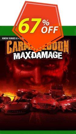 Carmageddon Max Damage Xbox One - UK  Coupon discount Carmageddon Max Damage Xbox One (UK) Deal 2021 CDkeys - Carmageddon Max Damage Xbox One (UK) Exclusive Sale offer for iVoicesoft