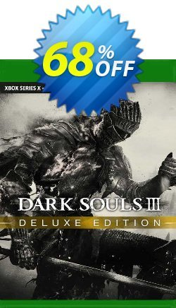 Dark Souls III Deluxe Edition Xbox One - EU  Coupon discount Dark Souls III Deluxe Edition Xbox One (EU) Deal 2021 CDkeys - Dark Souls III Deluxe Edition Xbox One (EU) Exclusive Sale offer for iVoicesoft