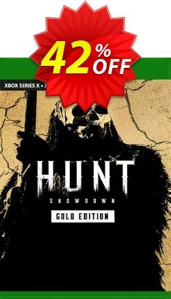 Hunt: Showdown - Gold Edition Xbox One - UK  Coupon discount Hunt: Showdown - Gold Edition Xbox One (UK) Deal 2021 CDkeys. Promotion: Hunt: Showdown - Gold Edition Xbox One (UK) Exclusive Sale offer for iVoicesoft