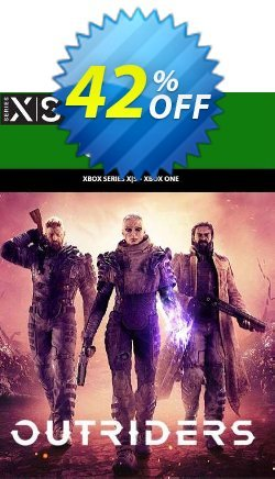 Outriders Xbox One/ Xbox Series X|S - UK  Coupon discount Outriders Xbox One/ Xbox Series X|S (UK) Deal 2021 CDkeys - Outriders Xbox One/ Xbox Series X|S (UK) Exclusive Sale offer for iVoicesoft