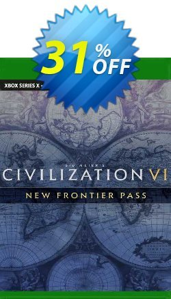Civilization VI - New Frontier Pass Xbox One - UK  Coupon discount Civilization VI - New Frontier Pass Xbox One (UK) Deal 2021 CDkeys. Promotion: Civilization VI - New Frontier Pass Xbox One (UK) Exclusive Sale offer for iVoicesoft