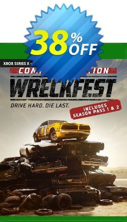 Wreckfest Complete Edition Xbox One - UK  Coupon discount Wreckfest Complete Edition Xbox One (UK) Deal 2021 CDkeys. Promotion: Wreckfest Complete Edition Xbox One (UK) Exclusive Sale offer for iVoicesoft