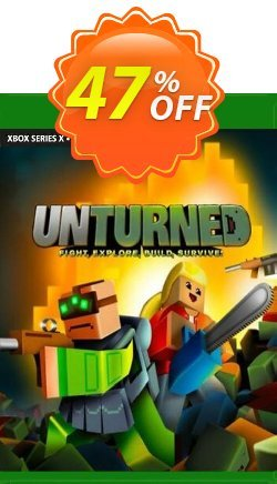 Unturned Xbox One - UK  Coupon discount Unturned Xbox One (UK) Deal 2021 CDkeys. Promotion: Unturned Xbox One (UK) Exclusive Sale offer for iVoicesoft