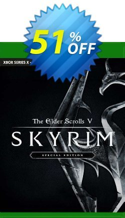 The Elder Scrolls V: Skyrim Special Edition Xbox One Coupon discount The Elder Scrolls V: Skyrim Special Edition Xbox One Deal 2021 CDkeys. Promotion: The Elder Scrolls V: Skyrim Special Edition Xbox One Exclusive Sale offer for iVoicesoft