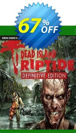 Dead Island: Riptide Definitive Edition Xbox One - UK  Coupon discount Dead Island: Riptide Definitive Edition Xbox One (UK) Deal 2021 CDkeys. Promotion: Dead Island: Riptide Definitive Edition Xbox One (UK) Exclusive Sale offer for iVoicesoft