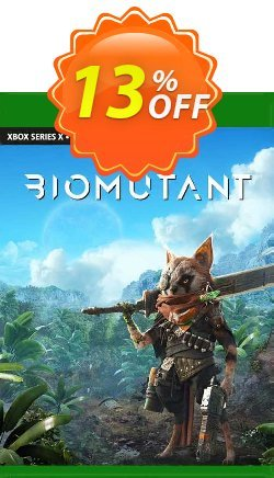 Biomutant Xbox One - US  Coupon discount Biomutant Xbox One (US) Deal 2021 CDkeys - Biomutant Xbox One (US) Exclusive Sale offer for iVoicesoft