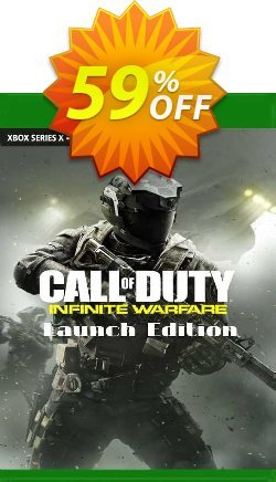 Call of Duty Infinite Warfare - Launch Edition Xbox One - US  Coupon discount Call of Duty Infinite Warfare - Launch Edition Xbox One (US) Deal 2021 CDkeys - Call of Duty Infinite Warfare - Launch Edition Xbox One (US) Exclusive Sale offer for iVoicesoft