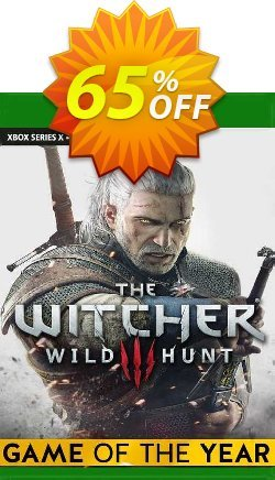 The Witcher 3: Wild Hunt – Game of the Year Edition Xbox One - EU  Coupon discount The Witcher 3: Wild Hunt – Game of the Year Edition Xbox One (EU) Deal 2021 CDkeys - The Witcher 3: Wild Hunt – Game of the Year Edition Xbox One (EU) Exclusive Sale offer for iVoicesoft
