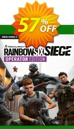 Tom Clancy's Rainbow Six Siege Operator Edition Xbox One - UK  Coupon discount Tom Clancy's Rainbow Six Siege Operator Edition Xbox One (UK) Deal 2021 CDkeys - Tom Clancy's Rainbow Six Siege Operator Edition Xbox One (UK) Exclusive Sale offer for iVoicesoft