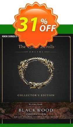 The Elder Scrolls Online: Blackwood Collector's Edition Xbox One - UK  Coupon discount The Elder Scrolls Online: Blackwood Collector's Edition Xbox One (UK) Deal 2021 CDkeys - The Elder Scrolls Online: Blackwood Collector's Edition Xbox One (UK) Exclusive Sale offer for iVoicesoft