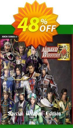 Dynasty Warriors 9 Special Weapon Edition Xbox One - UK  Coupon discount Dynasty Warriors 9 Special Weapon Edition Xbox One (UK) Deal 2021 CDkeys. Promotion: Dynasty Warriors 9 Special Weapon Edition Xbox One (UK) Exclusive Sale offer for iVoicesoft