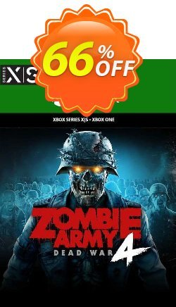 Zombie Army 4 Dead War Xbox One/ Xbox Series X|S - UK  Coupon discount Zombie Army 4 Dead War Xbox One/ Xbox Series X|S (UK) Deal 2021 CDkeys. Promotion: Zombie Army 4 Dead War Xbox One/ Xbox Series X|S (UK) Exclusive Sale offer for iVoicesoft