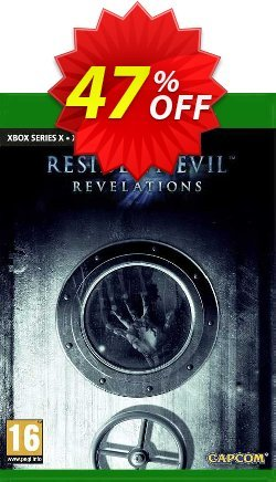 Resident Evil Revelations Xbox One - UK  Coupon discount Resident Evil Revelations Xbox One (UK) Deal 2021 CDkeys - Resident Evil Revelations Xbox One (UK) Exclusive Sale offer for iVoicesoft