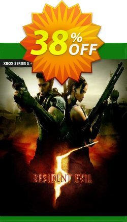 Resident Evil 5 Xbox One - UK  Coupon discount Resident Evil 5 Xbox One (UK) Deal 2021 CDkeys - Resident Evil 5 Xbox One (UK) Exclusive Sale offer for iVoicesoft