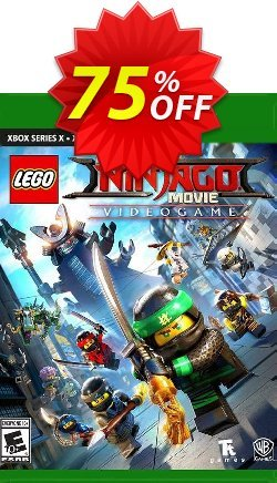 The LEGO Ninjago Movie Video Game Xbox One - US  Coupon discount The LEGO Ninjago Movie Video Game Xbox One (US) Deal 2021 CDkeys. Promotion: The LEGO Ninjago Movie Video Game Xbox One (US) Exclusive Sale offer for iVoicesoft