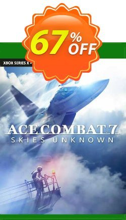 Ace Combat 7: Skies Unknown Xbox One - UK  Coupon discount Ace Combat 7: Skies Unknown Xbox One (UK) Deal 2021 CDkeys. Promotion: Ace Combat 7: Skies Unknown Xbox One (UK) Exclusive Sale offer for iVoicesoft