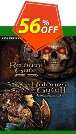 Baldur's Gate and Baldur's Gate II: Enhanced Editions Xbox One - UK  Coupon discount Baldur's Gate and Baldur's Gate II: Enhanced Editions Xbox One (UK) Deal 2021 CDkeys. Promotion: Baldur's Gate and Baldur's Gate II: Enhanced Editions Xbox One (UK) Exclusive Sale offer for iVoicesoft