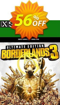 Borderlands 3: Ultimate Edition Xbox One/Xbox Series X S Coupon discount Borderlands 3: Ultimate Edition Xbox One/Xbox Series X S Deal 2021 CDkeys. Promotion: Borderlands 3: Ultimate Edition Xbox One/Xbox Series X S Exclusive Sale offer for iVoicesoft