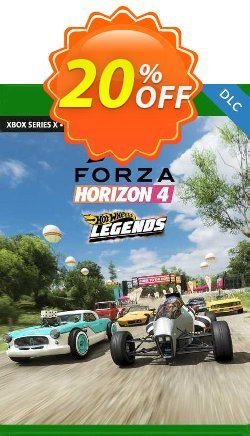 Forza Horizon 4 Hot Wheels Legends Car Pack Xbox One - UK  Coupon discount Forza Horizon 4 Hot Wheels Legends Car Pack Xbox One (UK) Deal 2021 CDkeys. Promotion: Forza Horizon 4 Hot Wheels Legends Car Pack Xbox One (UK) Exclusive Sale offer for iVoicesoft