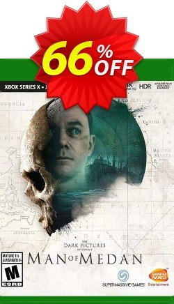 The Dark Pictures Anthology: Man Of Medan Xbox One - UK  Coupon discount The Dark Pictures Anthology: Man Of Medan Xbox One (UK) Deal 2021 CDkeys. Promotion: The Dark Pictures Anthology: Man Of Medan Xbox One (UK) Exclusive Sale offer for iVoicesoft