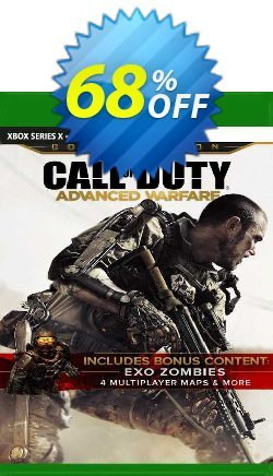 Call of Duty: Advanced Warfare Gold Edition Xbox One - EU  Coupon discount Call of Duty: Advanced Warfare Gold Edition Xbox One (EU) Deal 2021 CDkeys. Promotion: Call of Duty: Advanced Warfare Gold Edition Xbox One (EU) Exclusive Sale offer for iVoicesoft