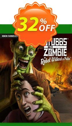 Stubbs the Zombie in Rebel Without a Pulse Xbox One - UK  Coupon discount Stubbs the Zombie in Rebel Without a Pulse Xbox One (UK) Deal 2021 CDkeys. Promotion: Stubbs the Zombie in Rebel Without a Pulse Xbox One (UK) Exclusive Sale offer for iVoicesoft