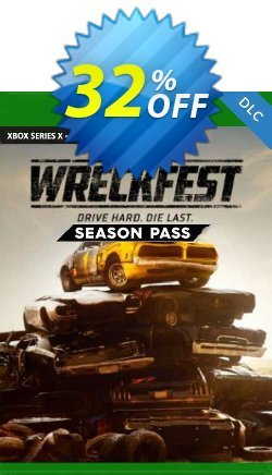 Wreckfest Season Pass Xbox One - UK  Coupon discount Wreckfest Season Pass Xbox One (UK) Deal 2021 CDkeys - Wreckfest Season Pass Xbox One (UK) Exclusive Sale offer for iVoicesoft