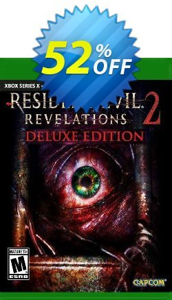 Resident Evil Revelations 2 Deluxe Edition Xbox One - UK  Coupon discount Resident Evil Revelations 2 Deluxe Edition Xbox One (UK) Deal 2021 CDkeys. Promotion: Resident Evil Revelations 2 Deluxe Edition Xbox One (UK) Exclusive Sale offer for iVoicesoft