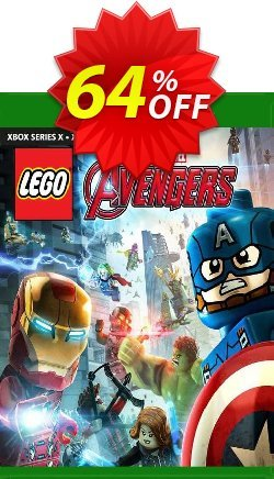 LEGO Marvels Avengers Xbox One - US  Coupon discount LEGO Marvels Avengers Xbox One (US) Deal 2021 CDkeys. Promotion: LEGO Marvels Avengers Xbox One (US) Exclusive Sale offer for iVoicesoft