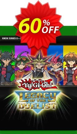 Yu-Gi-Oh Legacy of the Duelist Xbox One - UK  Coupon discount Yu-Gi-Oh Legacy of the Duelist Xbox One (UK) Deal 2021 CDkeys. Promotion: Yu-Gi-Oh Legacy of the Duelist Xbox One (UK) Exclusive Sale offer for iVoicesoft