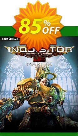 Warhammer 40000: Inquisitor - Martyr Xbox One - UK  Coupon discount Warhammer 40000: Inquisitor - Martyr Xbox One (UK) Deal 2021 CDkeys. Promotion: Warhammer 40000: Inquisitor - Martyr Xbox One (UK) Exclusive Sale offer for iVoicesoft