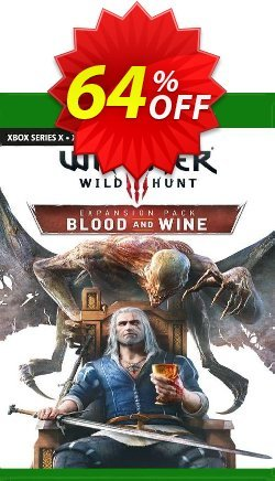 The Witcher 3 Wild Hunt – Blood and Wine Xbox One - UK  Coupon discount The Witcher 3 Wild Hunt – Blood and Wine Xbox One (UK) Deal 2021 CDkeys - The Witcher 3 Wild Hunt – Blood and Wine Xbox One (UK) Exclusive Sale offer for iVoicesoft