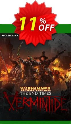 Warhammer: End Times - Vermintide Xbox One - UK  Coupon discount Warhammer: End Times - Vermintide Xbox One (UK) Deal 2021 CDkeys. Promotion: Warhammer: End Times - Vermintide Xbox One (UK) Exclusive Sale offer for iVoicesoft