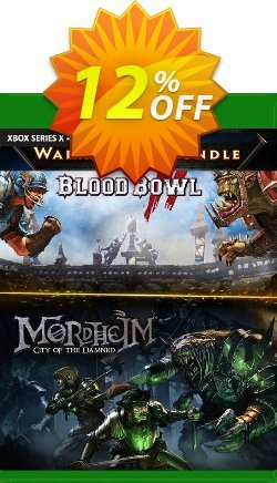 Warhammer Bundle: Mordheim and Blood Bowl 2 Xbox One - UK  Coupon discount Warhammer Bundle: Mordheim and Blood Bowl 2 Xbox One (UK) Deal 2021 CDkeys. Promotion: Warhammer Bundle: Mordheim and Blood Bowl 2 Xbox One (UK) Exclusive Sale offer for iVoicesoft