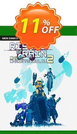 Risk of Rain 2 Xbox One - US  Coupon discount Risk of Rain 2 Xbox One (US) Deal 2021 CDkeys. Promotion: Risk of Rain 2 Xbox One (US) Exclusive Sale offer for iVoicesoft
