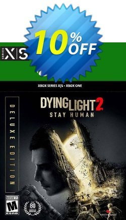 Dying Light 2 Stay Human - Deluxe Edition Xbox One - UK  Coupon discount Dying Light 2 Stay Human - Deluxe Edition Xbox One (UK) Deal 2021 CDkeys - Dying Light 2 Stay Human - Deluxe Edition Xbox One (UK) Exclusive Sale offer for iVoicesoft