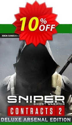 Sniper Ghost Warrior Contracts 2 Deluxe Arsenal Edition Xbox One - UK  Coupon discount Sniper Ghost Warrior Contracts 2 Deluxe Arsenal Edition Xbox One (UK) Deal 2021 CDkeys - Sniper Ghost Warrior Contracts 2 Deluxe Arsenal Edition Xbox One (UK) Exclusive Sale offer for iVoicesoft
