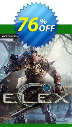 Elex Xbox One - UK  Coupon discount Elex Xbox One (UK) Deal 2021 CDkeys. Promotion: Elex Xbox One (UK) Exclusive Sale offer for iVoicesoft