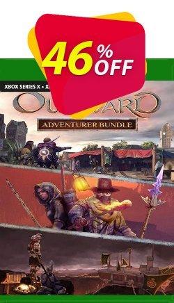 Outward: The Adventurer Bundle Xbox One - UK  Coupon discount Outward: The Adventurer Bundle Xbox One (UK) Deal 2021 CDkeys. Promotion: Outward: The Adventurer Bundle Xbox One (UK) Exclusive Sale offer for iVoicesoft