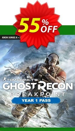 Tom Clancys Ghost Recon Breakpoint Year 1 Pass Xbox One - UK  Coupon discount Tom Clancys Ghost Recon Breakpoint Year 1 Pass Xbox One (UK) Deal 2021 CDkeys. Promotion: Tom Clancys Ghost Recon Breakpoint Year 1 Pass Xbox One (UK) Exclusive Sale offer for iVoicesoft