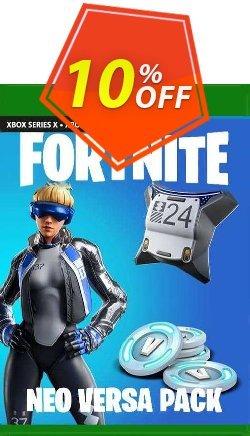 Fortnite Neo Versa + 2000 V-Bucks Xbox One Coupon discount Fortnite Neo Versa + 2000 V-Bucks Xbox One Deal 2021 CDkeys - Fortnite Neo Versa + 2000 V-Bucks Xbox One Exclusive Sale offer for iVoicesoft