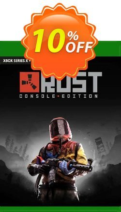 Rust Console Edition Xbox One - EU  Coupon discount Rust Console Edition Xbox One (EU) Deal 2021 CDkeys - Rust Console Edition Xbox One (EU) Exclusive Sale offer for iVoicesoft