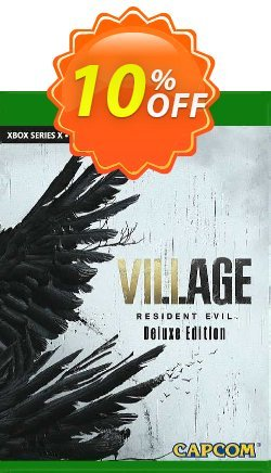 Resident Evil Village Deluxe Edition Xbox One Coupon discount Resident Evil Village Deluxe Edition Xbox One Deal 2021 CDkeys - Resident Evil Village Deluxe Edition Xbox One Exclusive Sale offer for iVoicesoft