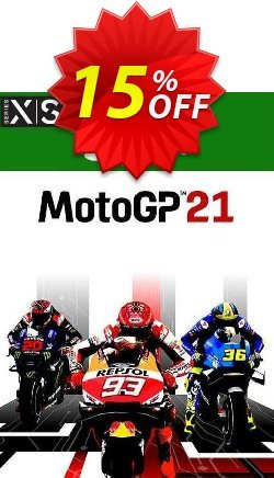 MotoGP 21 Xbox Series X S - US  Coupon discount MotoGP 21 Xbox Series X S (US) Deal 2021 CDkeys - MotoGP 21 Xbox Series X S (US) Exclusive Sale offer for iVoicesoft