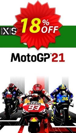 MotoGP 21 Xbox Series X S - UK  Coupon discount MotoGP 21 Xbox Series X S (UK) Deal 2021 CDkeys - MotoGP 21 Xbox Series X S (UK) Exclusive Sale offer for iVoicesoft