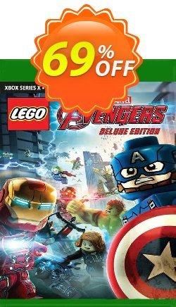 LEGO Marvels Avengers - Deluxe Edition Xbox One - US  Coupon discount LEGO Marvels Avengers - Deluxe Edition Xbox One (US) Deal 2021 CDkeys - LEGO Marvels Avengers - Deluxe Edition Xbox One (US) Exclusive Sale offer for iVoicesoft