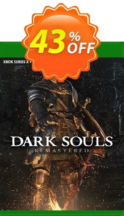 Dark Souls Remastered Xbox One - EU  Coupon discount Dark Souls Remastered Xbox One (EU) Deal 2021 CDkeys. Promotion: Dark Souls Remastered Xbox One (EU) Exclusive Sale offer for iVoicesoft