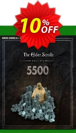 The Elder Scrolls Online 5500 Crowns Xbox One - UK  Coupon discount The Elder Scrolls Online 5500 Crowns Xbox One (UK) Deal 2021 CDkeys - The Elder Scrolls Online 5500 Crowns Xbox One (UK) Exclusive Sale offer for iVoicesoft